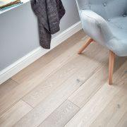 white wood flooring harlech white oiled
