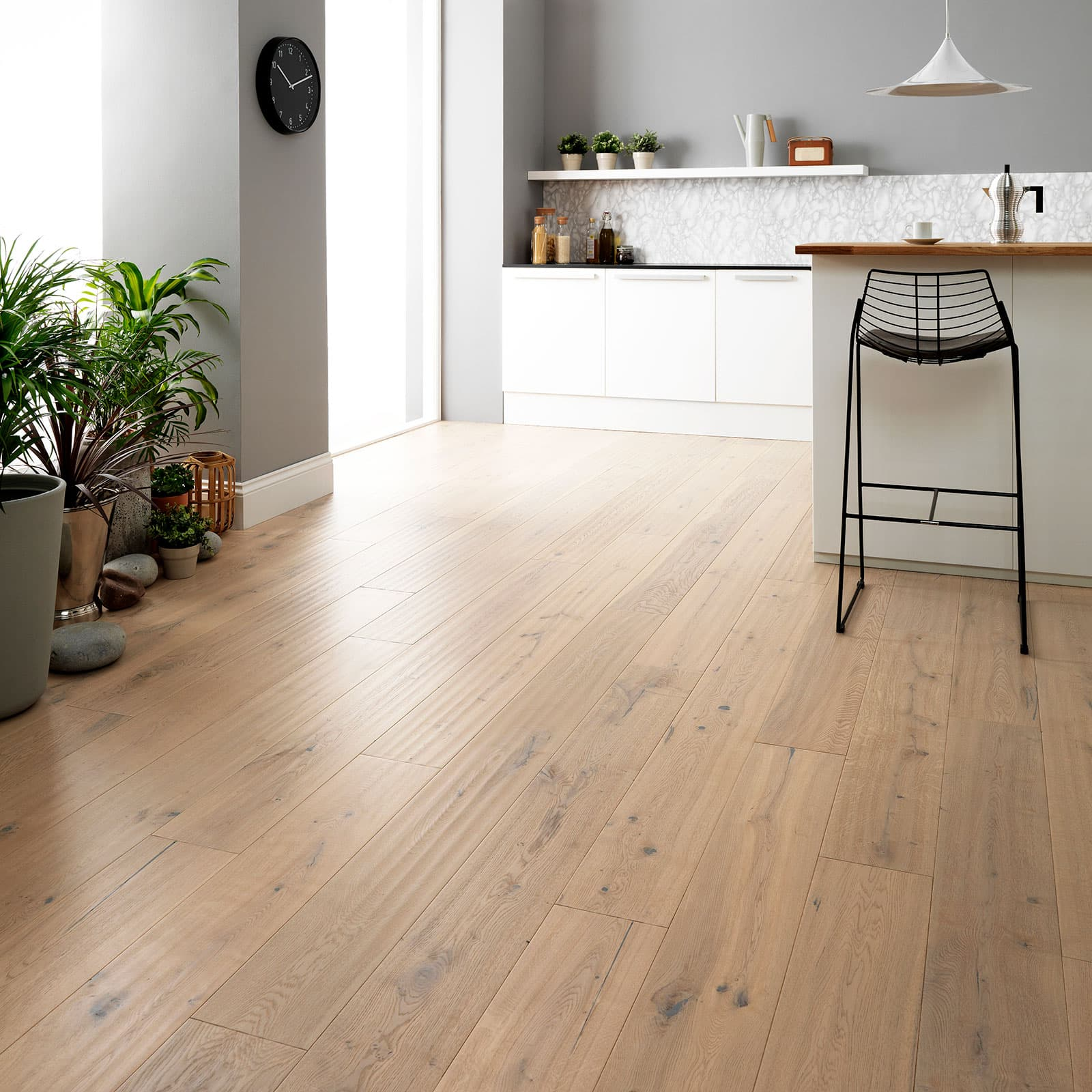 Berkeley White Oak Flooring Woodpecker Flooring