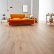 chepstow planed grey oak flooring