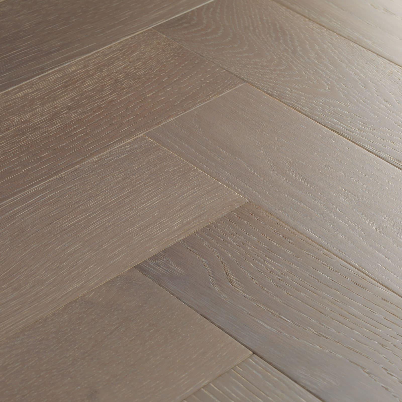 feather oak parquet flooring swatch