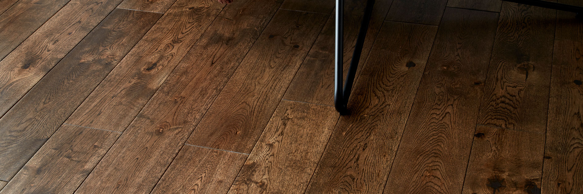 dark wood floors style tips woodpecker flooring - Dark Wood Flooring