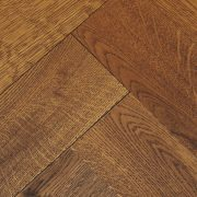 parquet flooring swatch of goodrich coffee