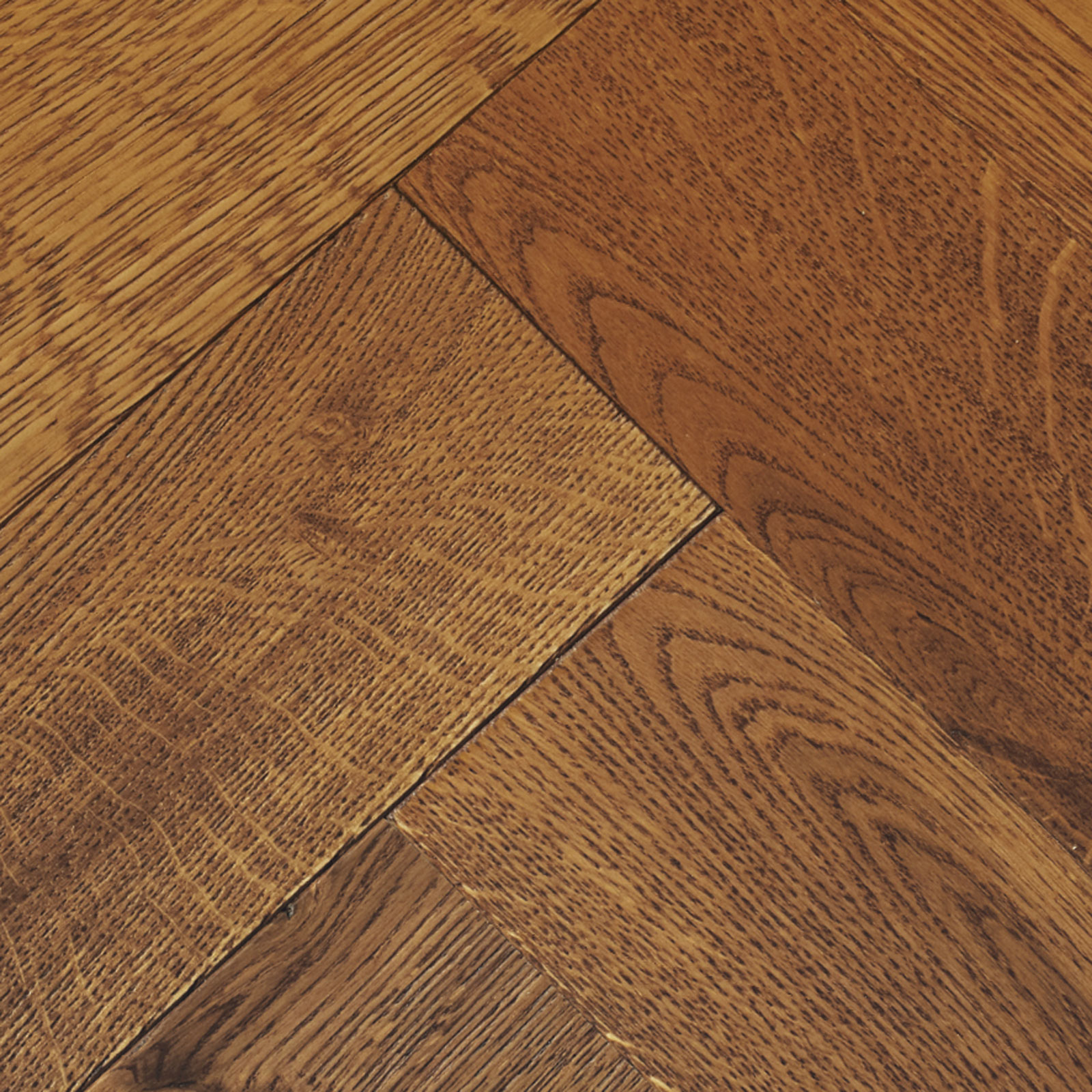 Goodrich coffee oak parquet flooring woodpecker flooring for Parquet hardwood flooring