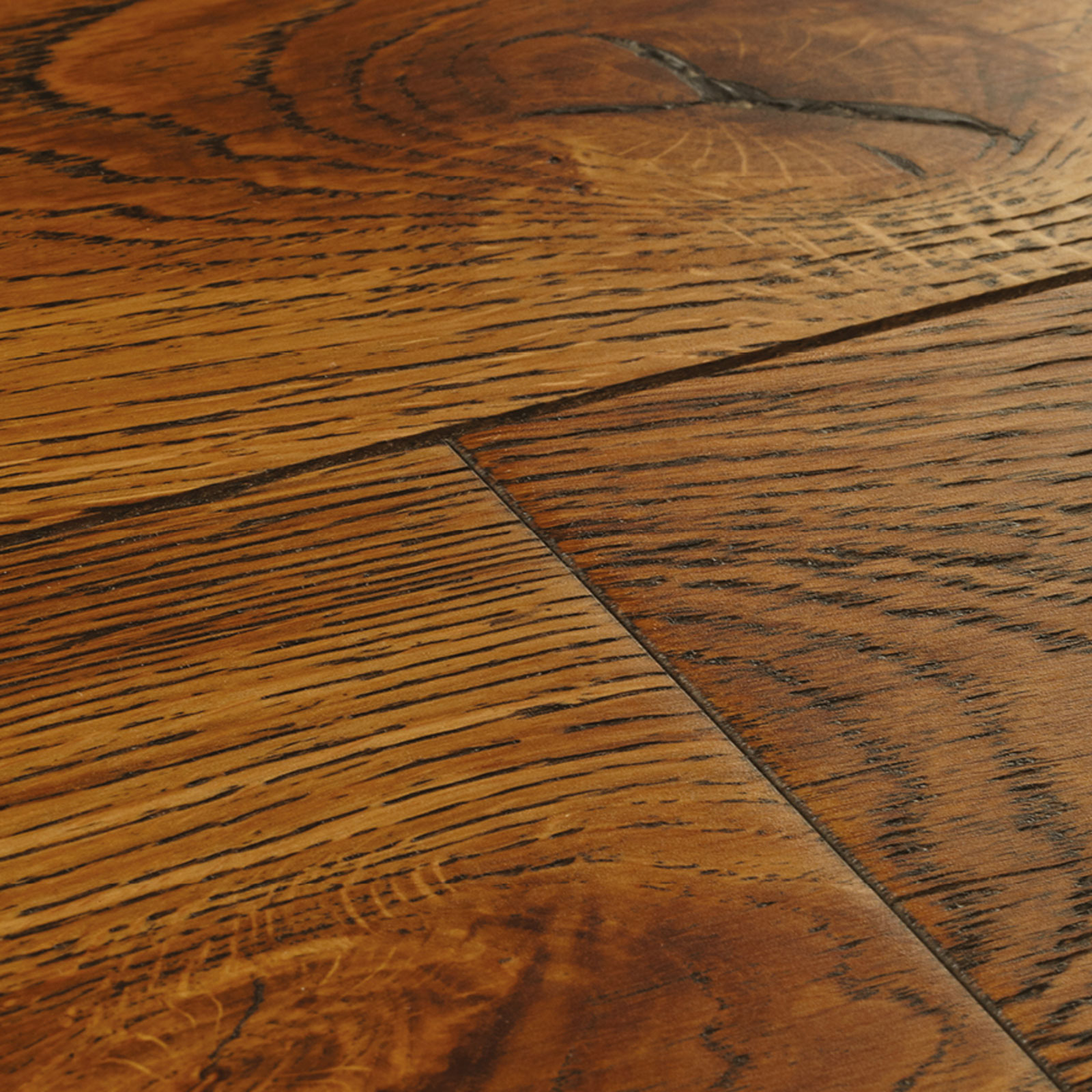 Harlech antique oak flooring woodpecker flooring for Antique hardwood flooring