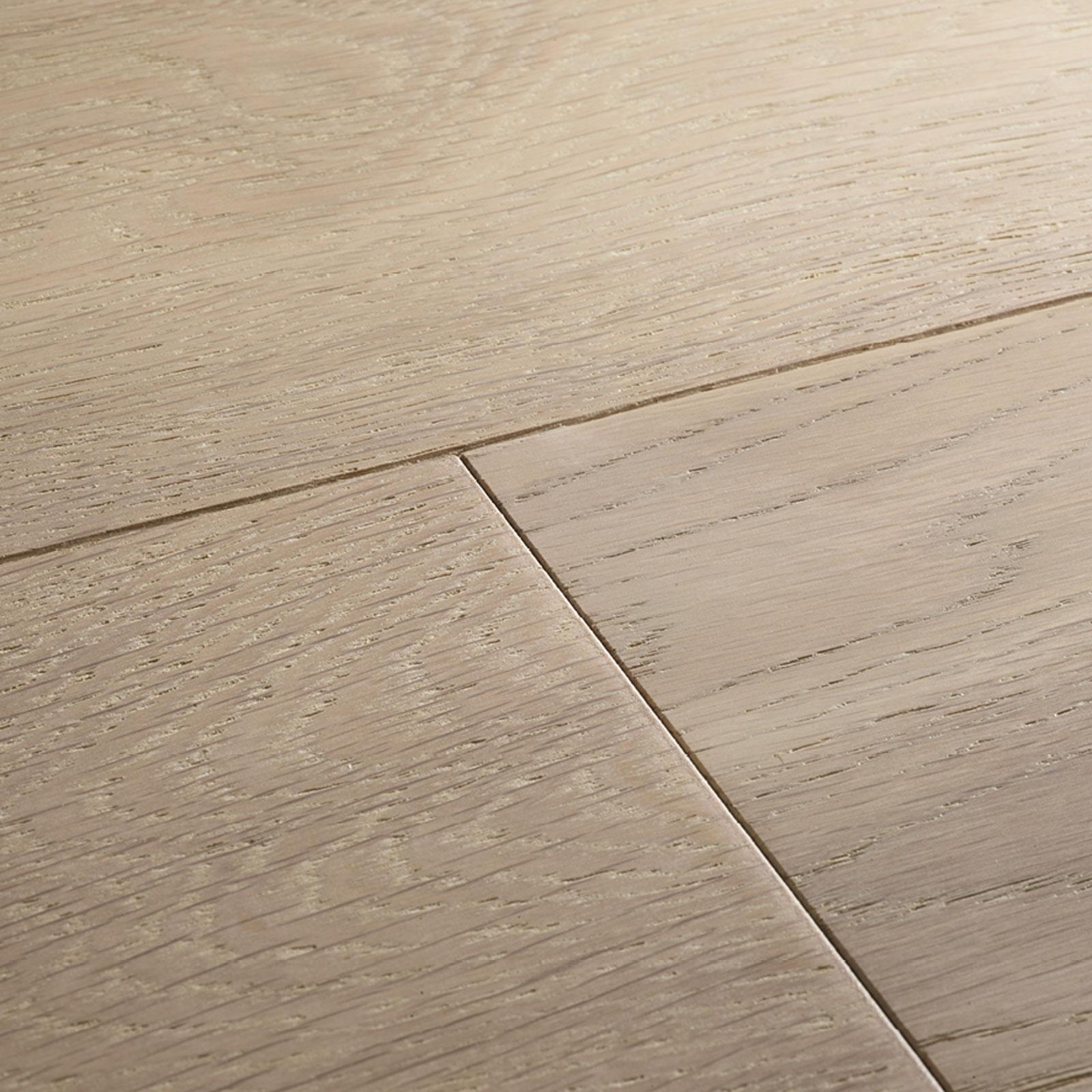 White smoked oak flooring woodpecker flooring for Oak flooring company