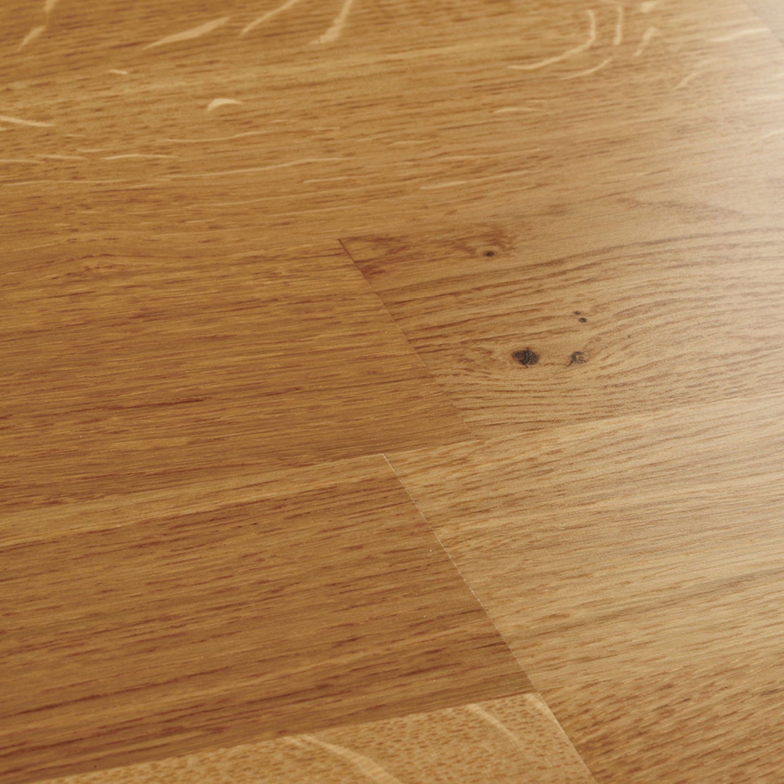 Salcombe natural oak 3 strip woodpecker flooring for Natural oak wood flooring
