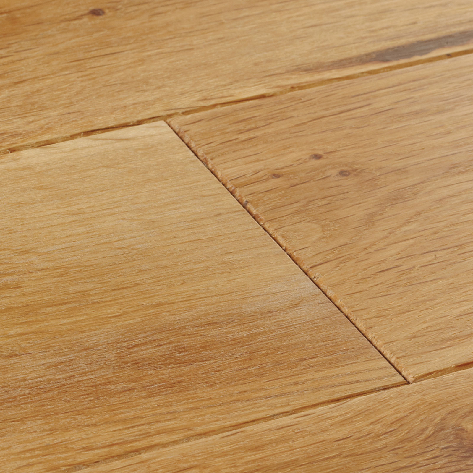 York Rustic Oak Woodpecker Flooring