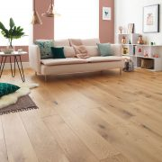 harlech rustic oak flooring roomset image