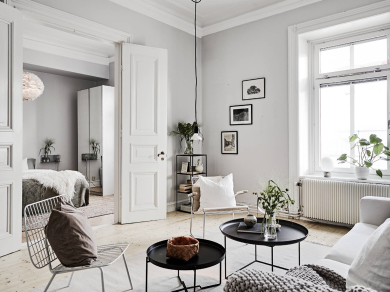scandinavian living space inspiration 1