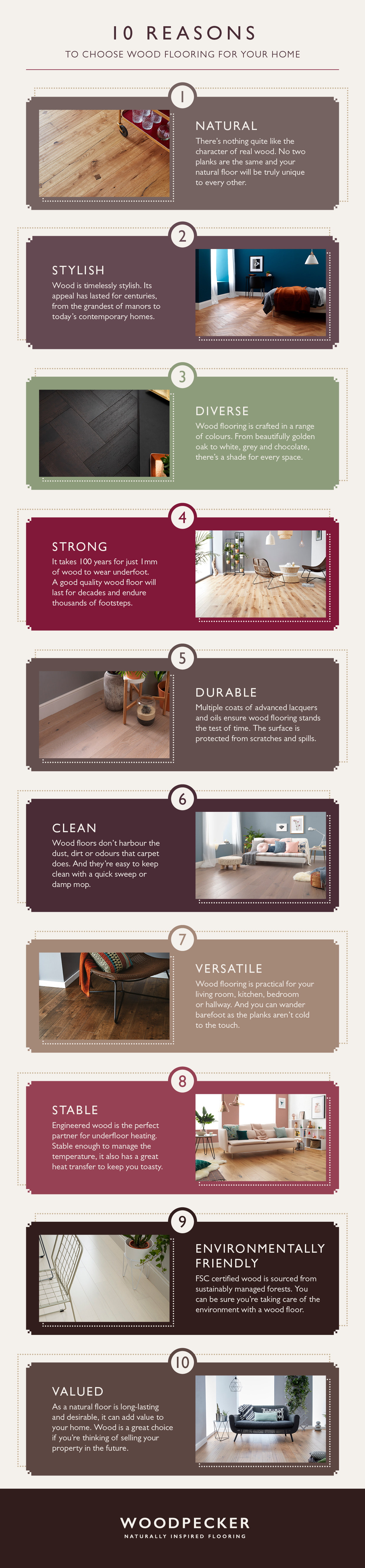 wood flooring 10 reasons to choose