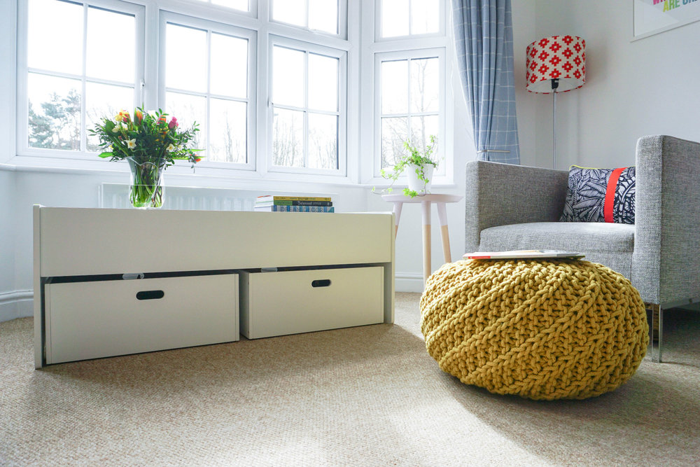 10 child friendly ways to revitalise your home versatile furniture