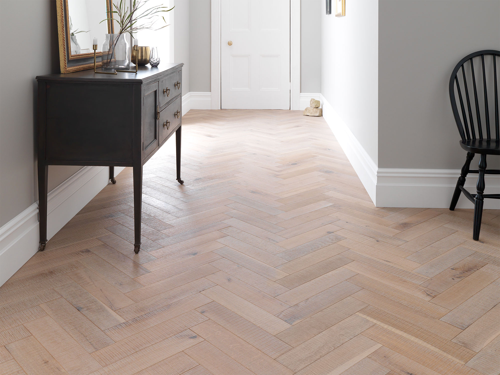 rustic parquet flooring goodrich salted oak