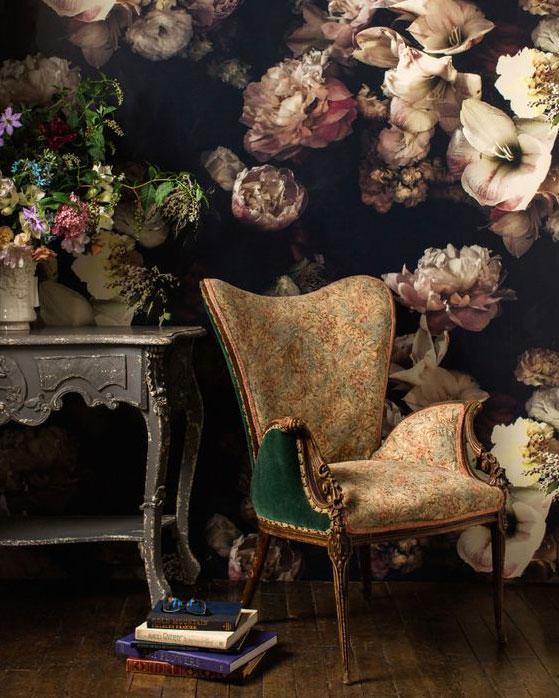 home design 2018 bold florals