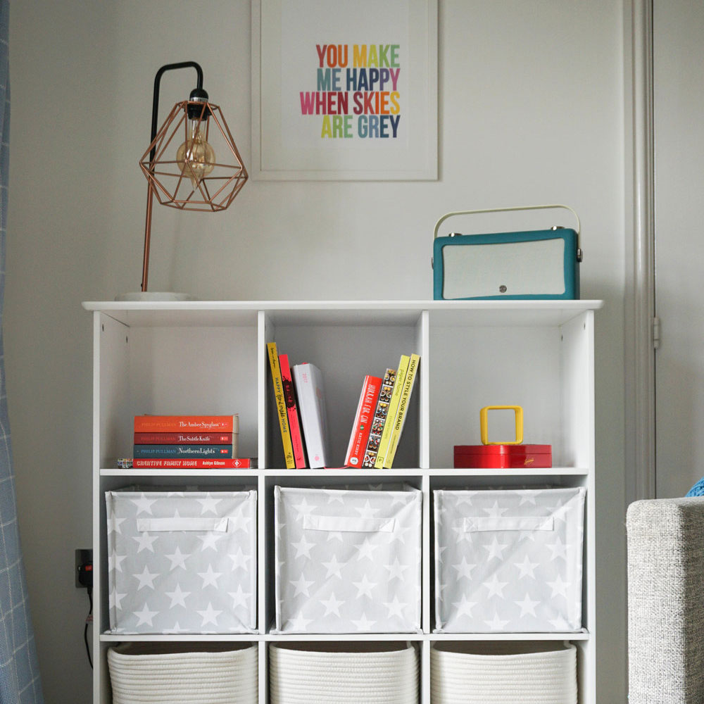 happy & healthy at home storage