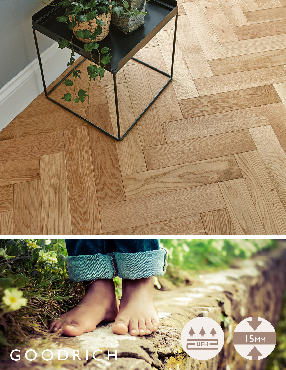 wood flooring collections goodrich