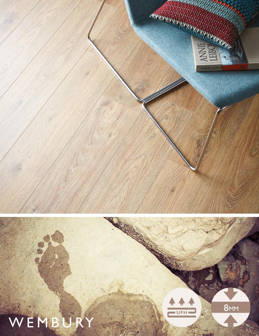 wood flooring collections wembury