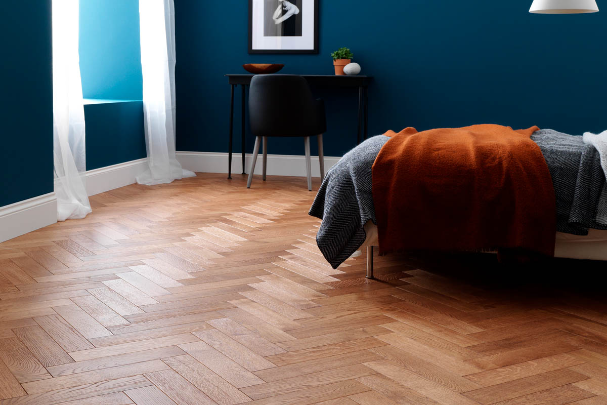 Bedroom Flooring: Choosing a style that's right for you