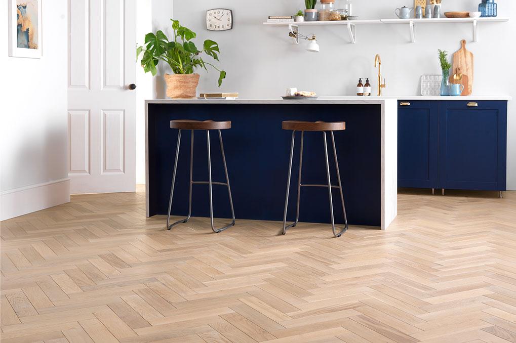 Kitchen Wood Flooring Is it Suitable   Woodpecker Flooring