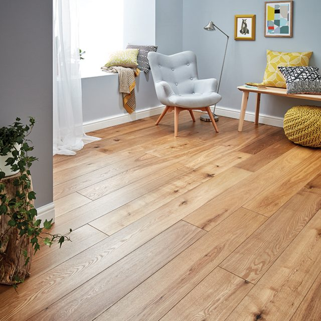 oak flooring, harlech smoked oak