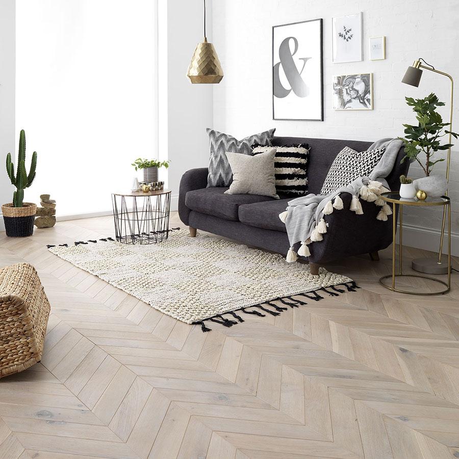 wood flooring goodrich haze oak