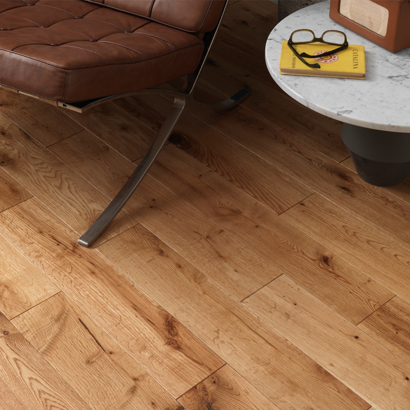 Rustic Hardwood Flooring Tips And Suggestion: Solid Wood Flooring: Style Tips
