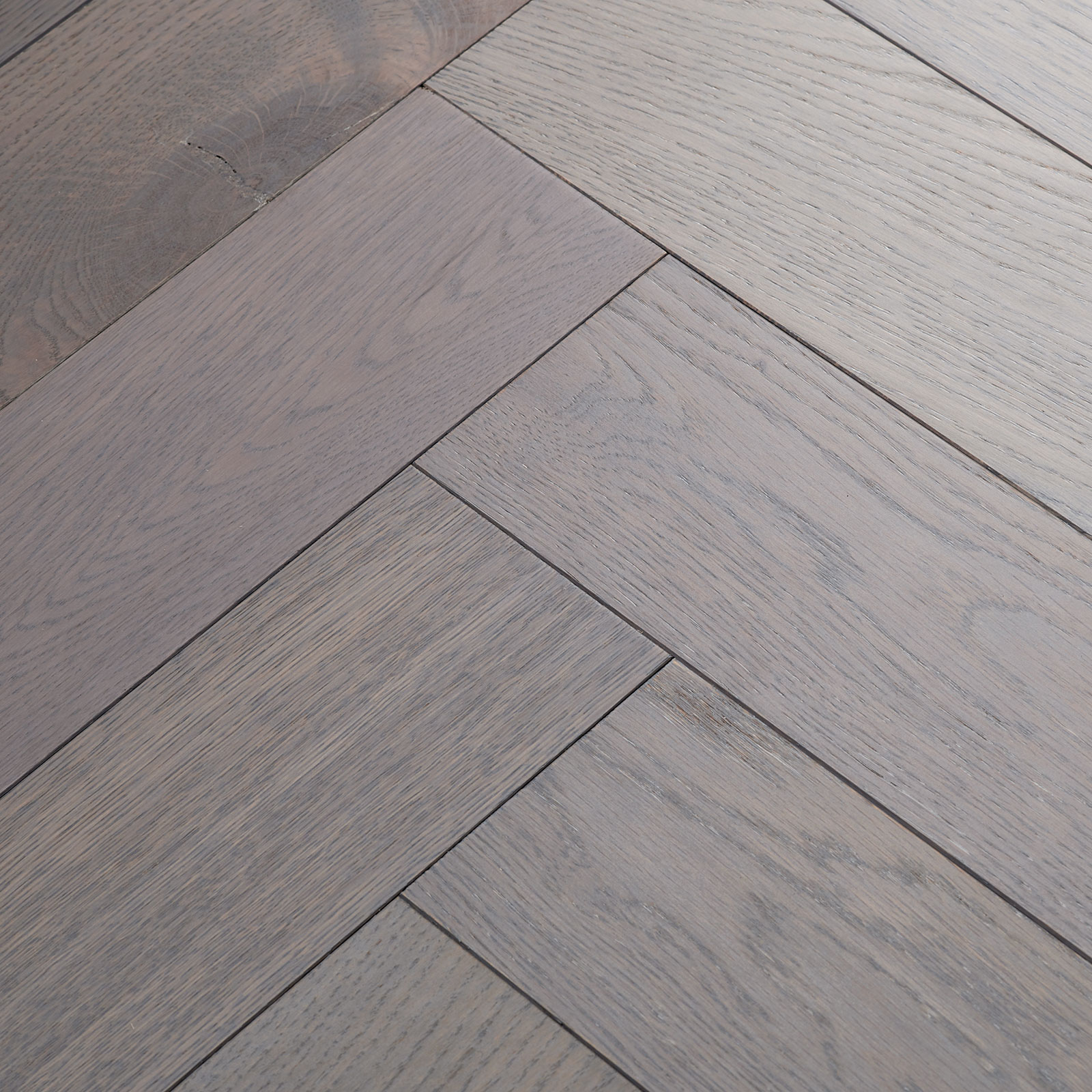 grey parquet flooring ash oak swatch