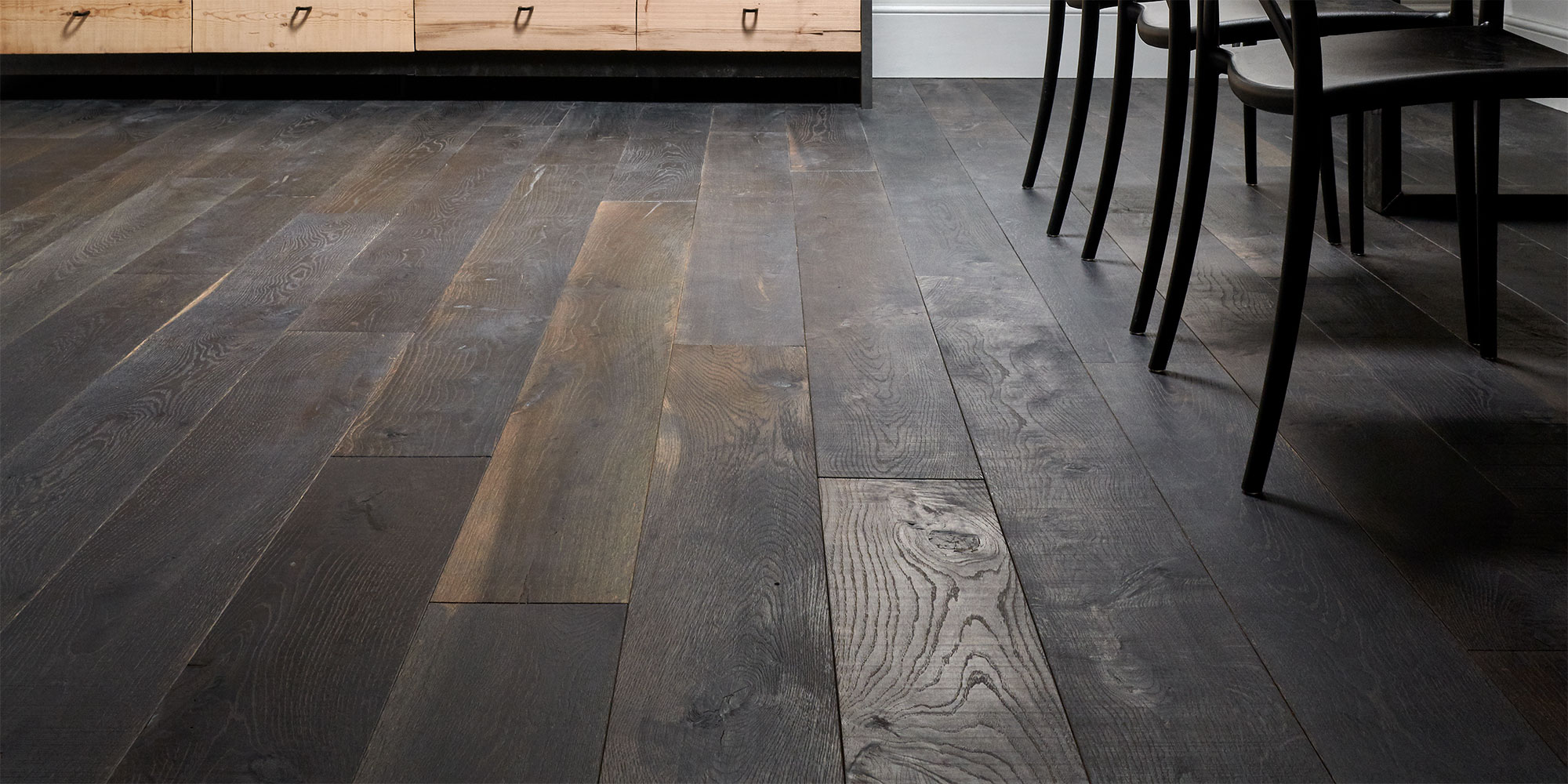 The Reclaimed Wood Flooring Trend