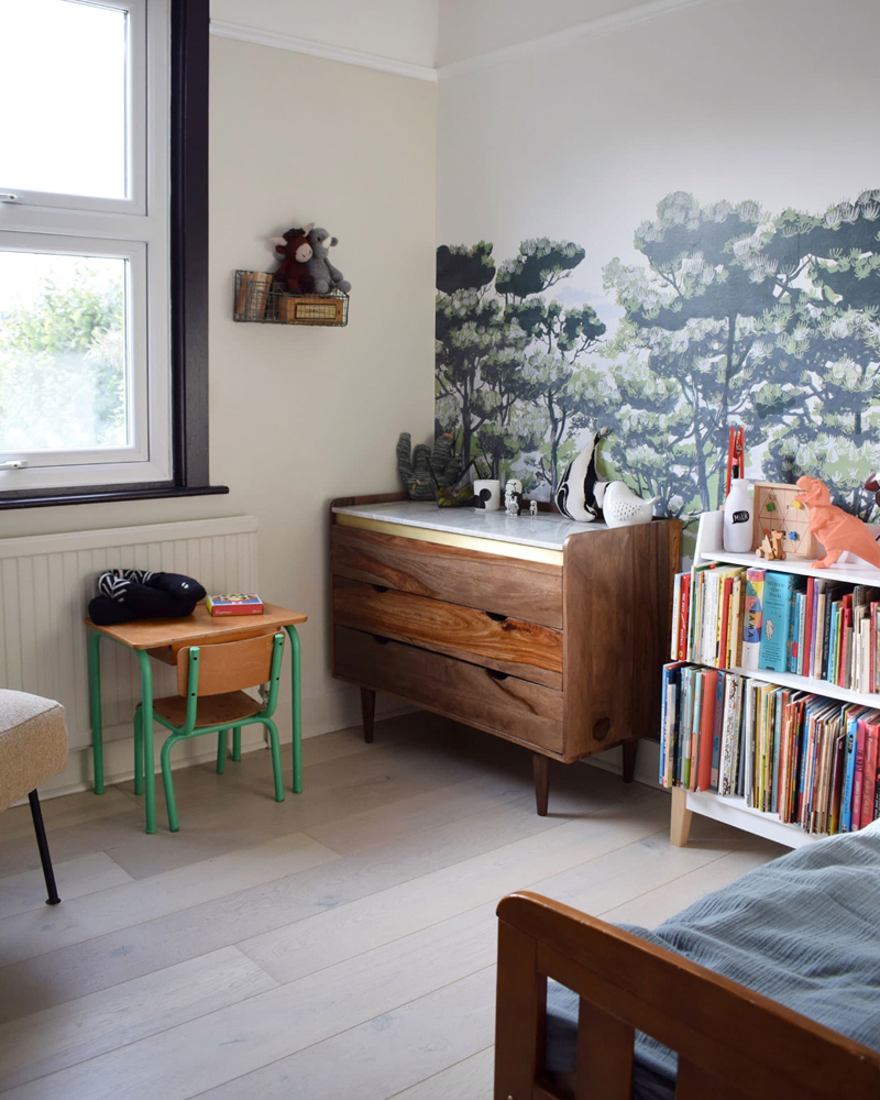 children's bedroom style tips woodpecker