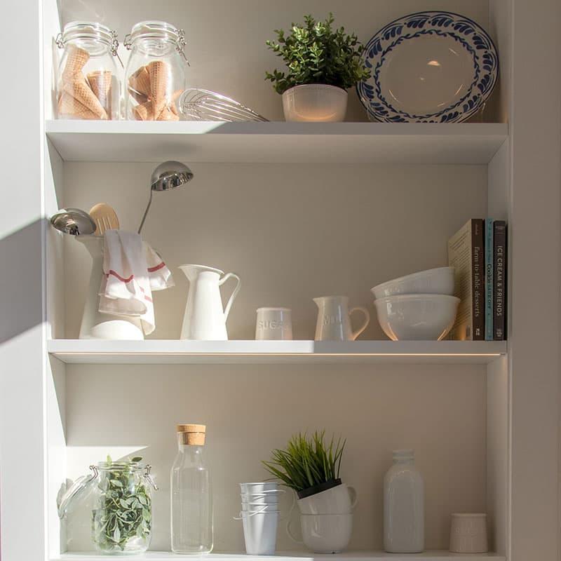 2019 kitchen trends storage