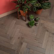 goodrich barn grey parquet flooring swatch