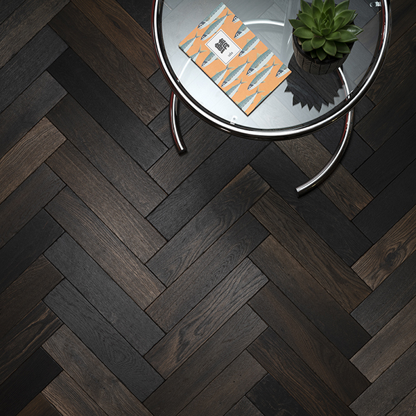dark parquet woodpecker flooring