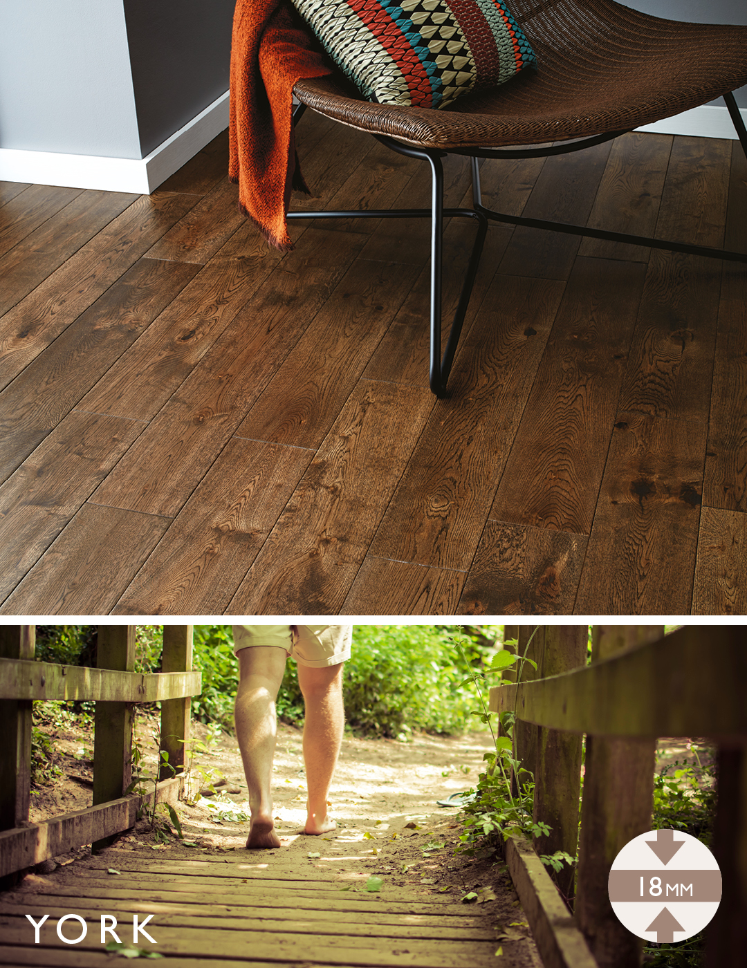 solid wood flooring collection