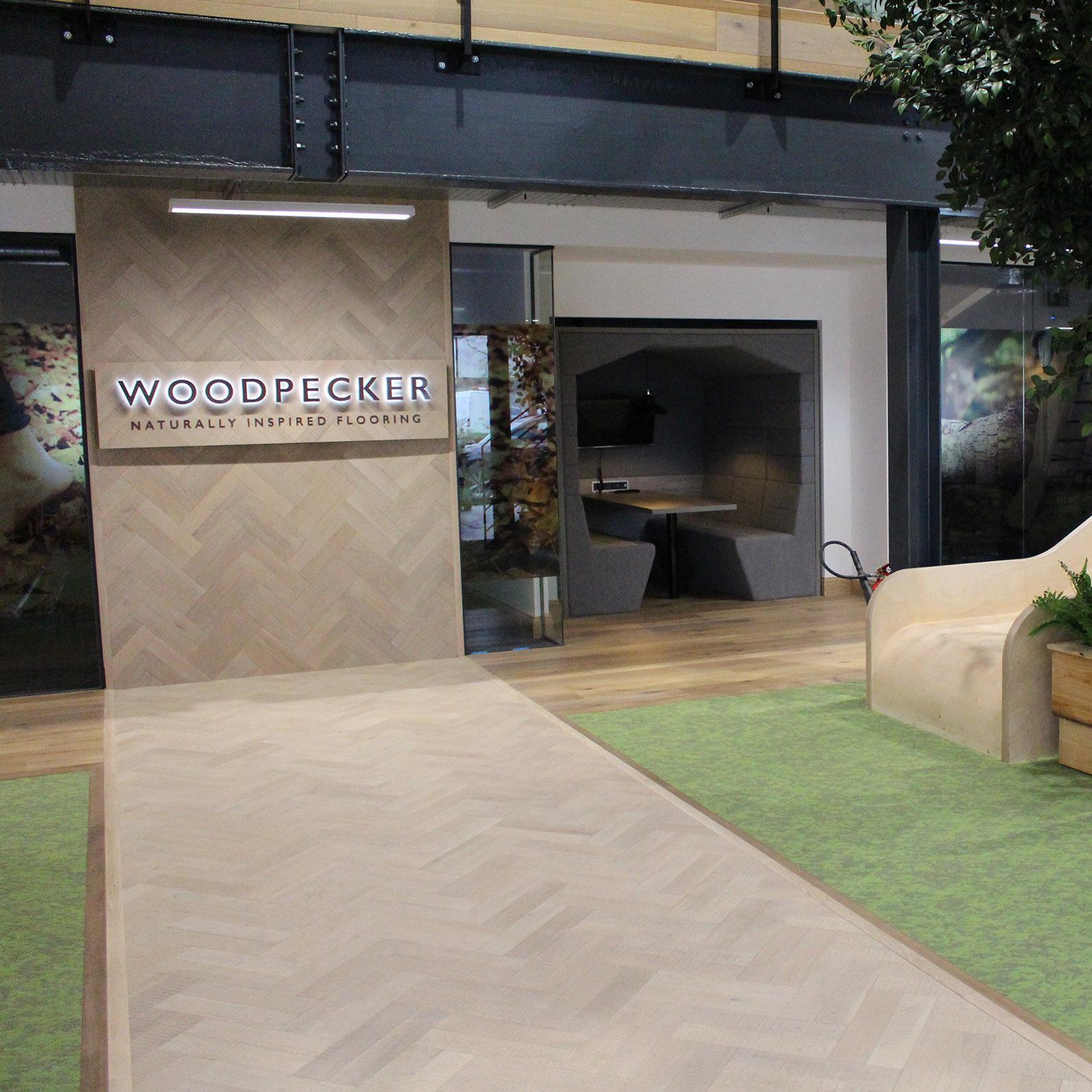 commercial flooring trends herringbone