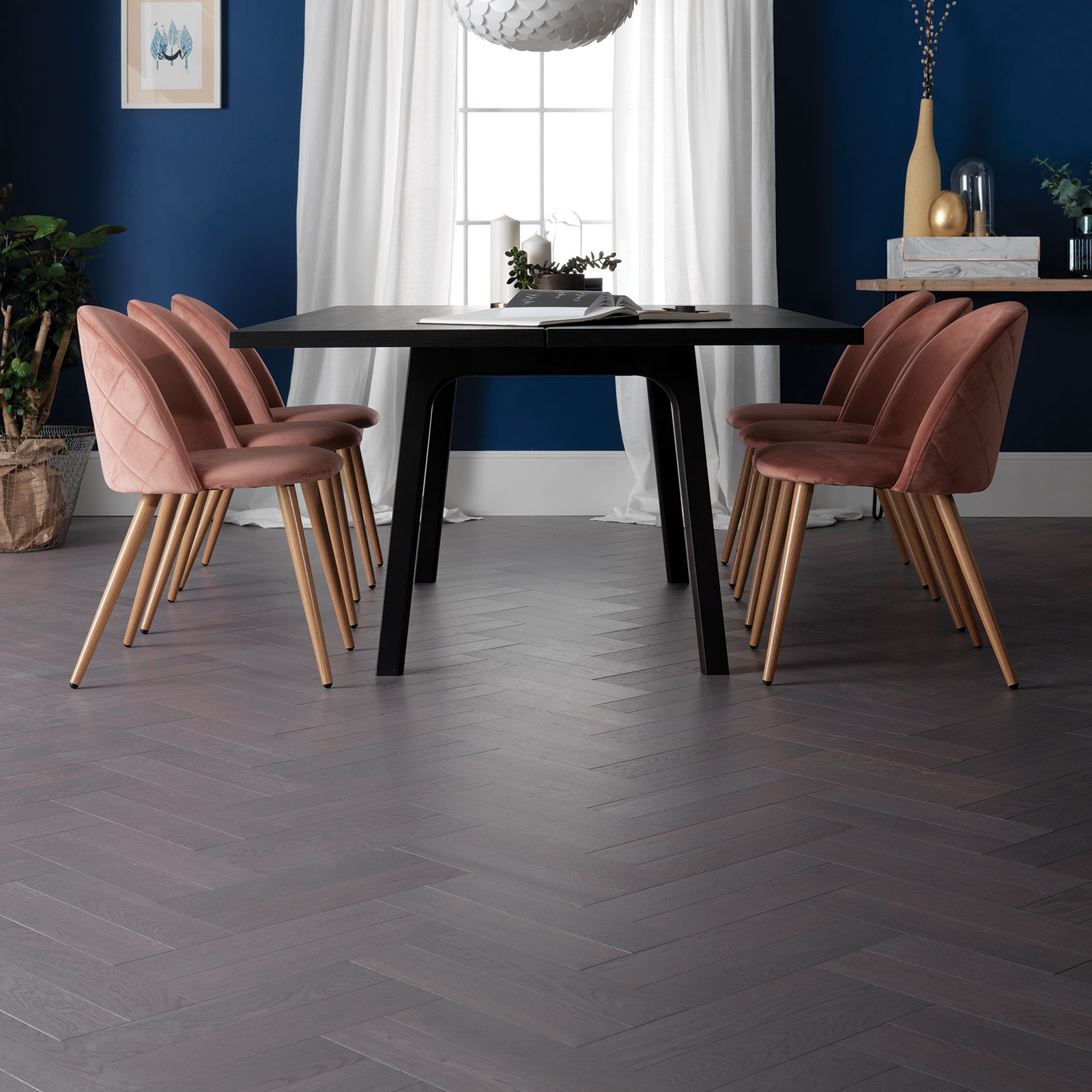 grey laminate flooring ash oak image