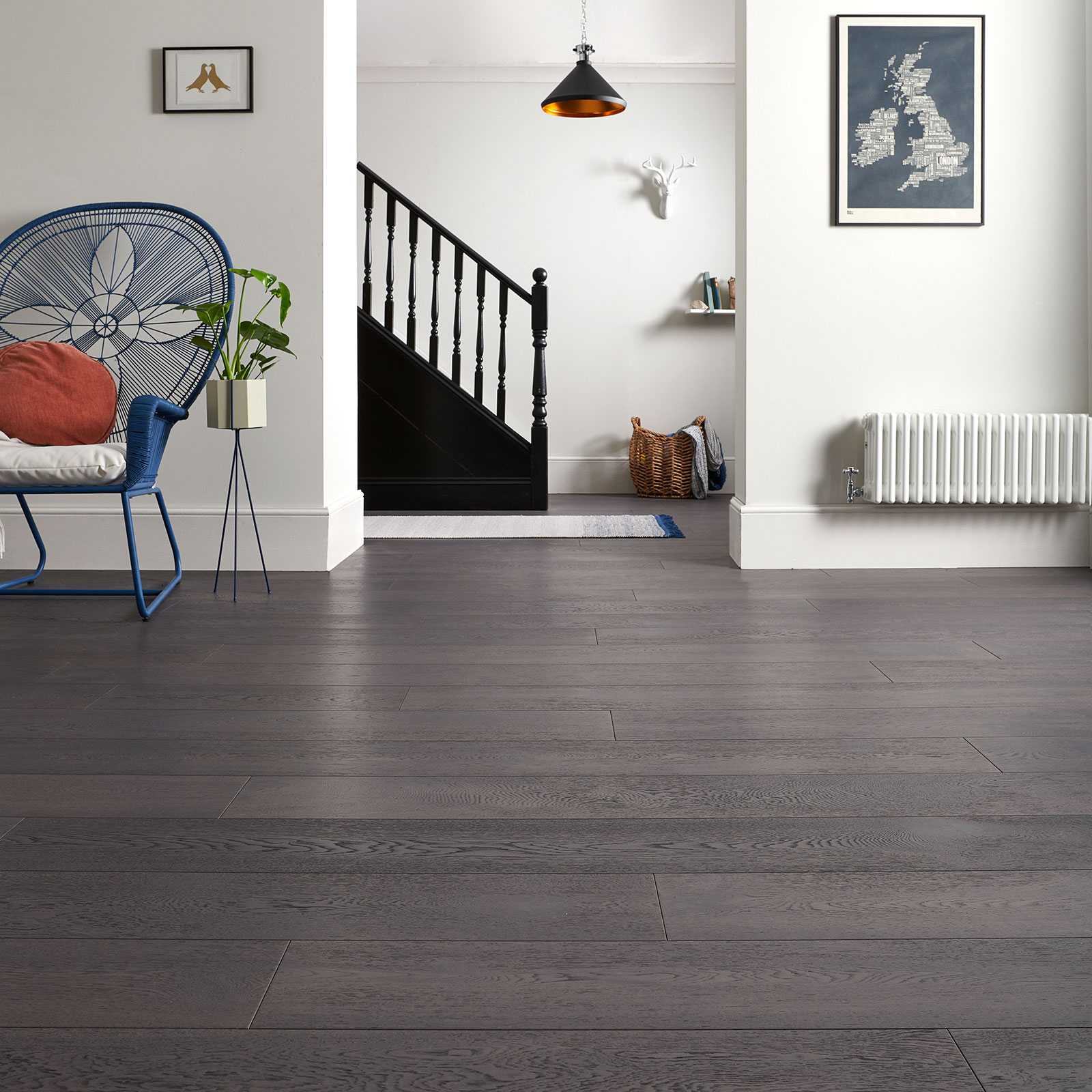 dark grey flooring twilight oak image