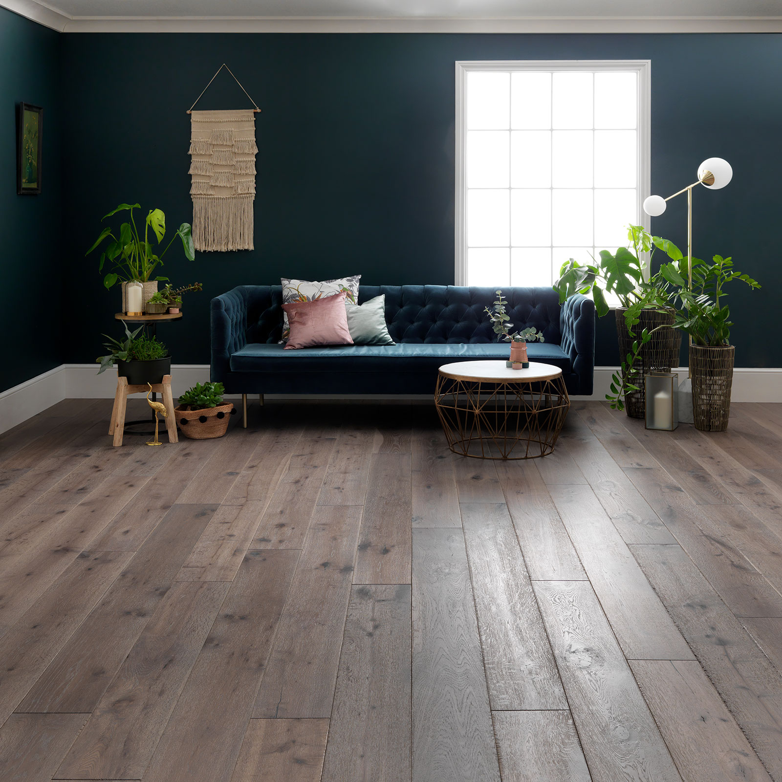 grey rustic wood flooring calico oak