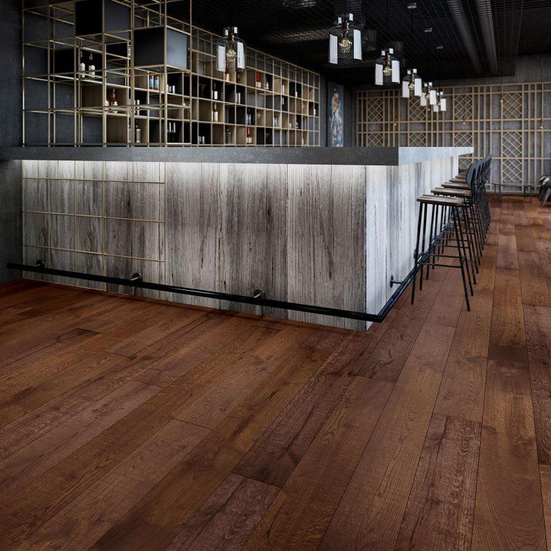Berkeley Cottage Oak Flooring: Woodpecker Flooring Professional