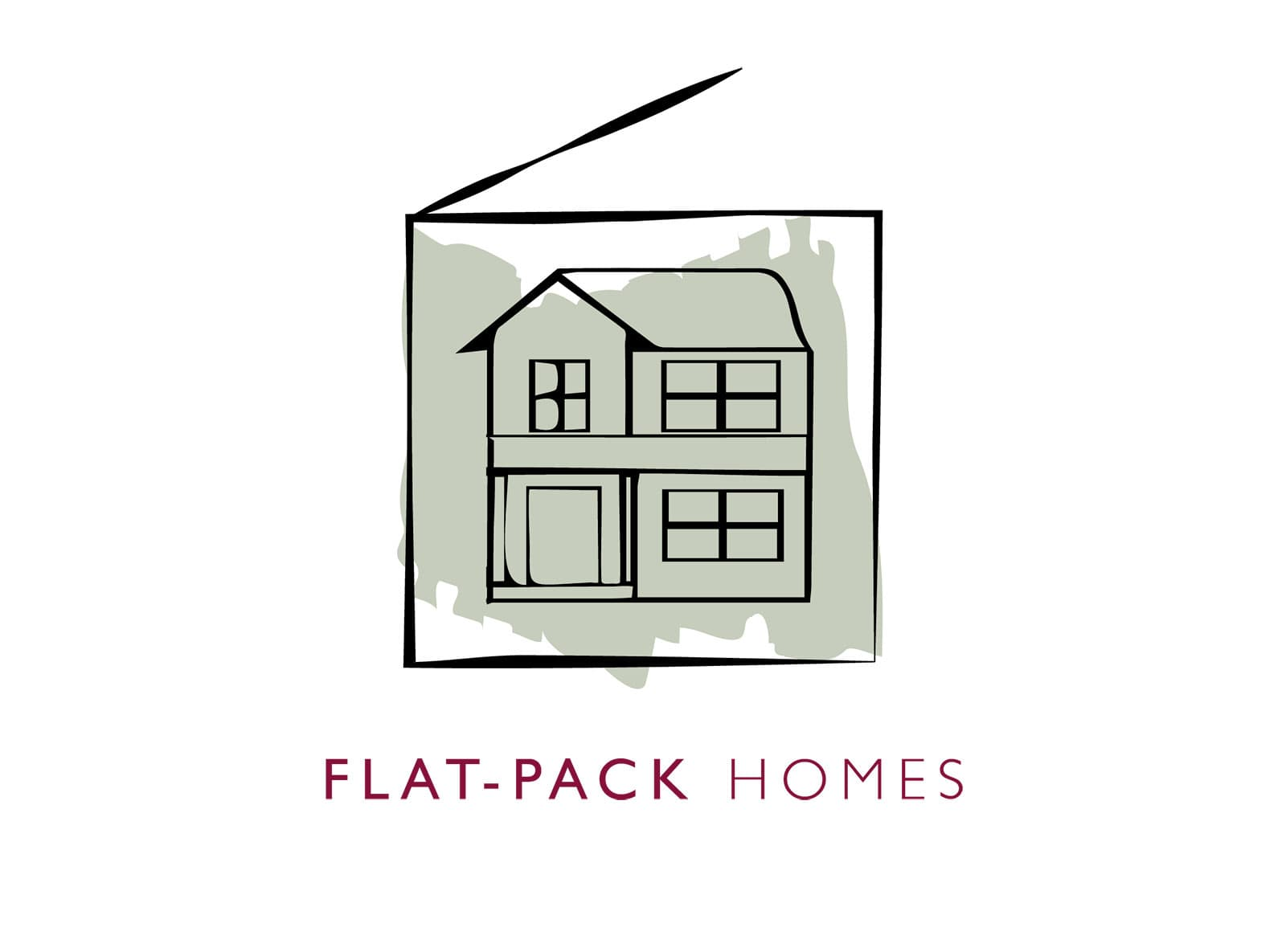 flat pack homes