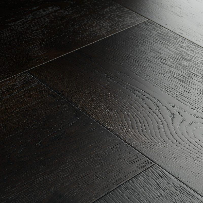 milton oak parquet flooring swatch