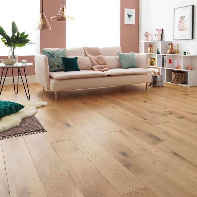 Engineered Wood Flooring Collections