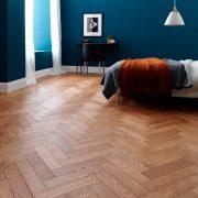 coffee parquet flooring image